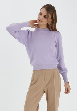 b.young - BYMAGDA  - Jersey de punto - pastel lilac