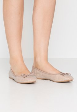 Anna Field Wide Fit - Ballerinaskor - rose gold