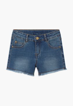 The New - AGNES - Jeansshort - light blue denim