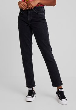 Vero Moda - VMSARA RELAXED - Jeans relaxed fit - black