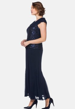 Sheego - Ballkleid - blau