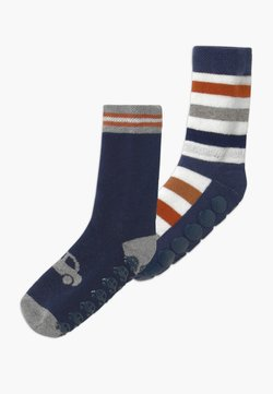 Ewers - CARS STRIPES  2 PACK - Calcetines - navy