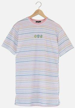 Trendyol - T-shirt con stampa - yellow