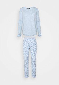 Lauren Ralph Lauren - LONG - Nachtwäsche Set - blue