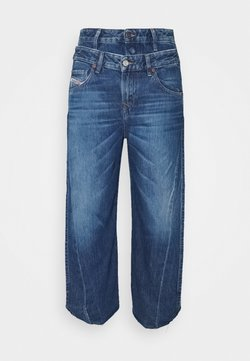 Diesel - DE-LALY - Jeans Relaxed Fit - indigo