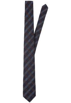 Strellson - Krawatte - blau gestreift