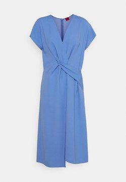 HUGO - KETISA - Vestido largo - turquoise/aqua