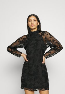Gina Tricot - YLVA DRESS - Sukienka koktajlowa - black