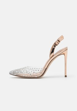Steve Madden - RECORD - High Heel Pumps - rose gold/multicolor