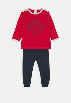 Sanetta - LONG BABY SET - Pyjama - karmin