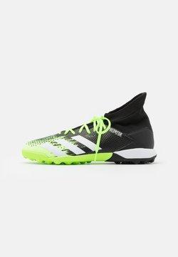 adidas Performance - PREDATOR 20.3 FOOTBALL BOOTS TURF - Fußballschuh Multinocken - signal green/footwear white/core black