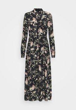 Mavi - PRINTED DRESS - Blusenkleid - black/multi-coloured