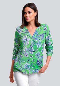 Alba Moda - Bluse - grün/blau