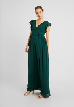 TFNC Maternity - EXCLUSIVE LYON MAXI DRESS - Ballkleid - jade green
