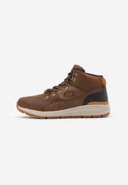Skechers - VOLERO - Sneaker high - dark brown