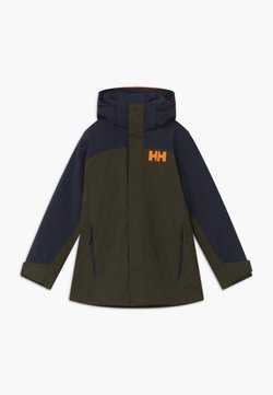 Helly Hansen - LEVEL  - Kurtka snowboardowa - pine green
