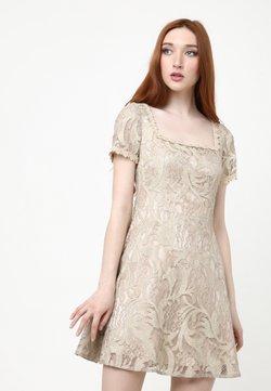 Madam-T - AGAVA - Cocktailkleid/festliches Kleid - beige