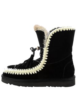 PRIMA MODA - QURES - Snowboot/Winterstiefel - black