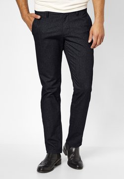 Redpoint - HERREN STRETCH  - Chino - navy