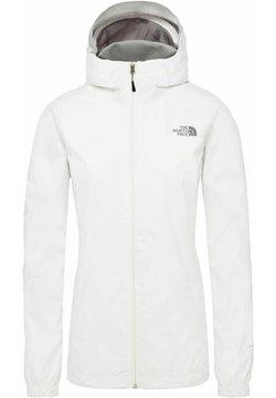 The North Face - Regenjacke / wasserabweisende Jacke - white/pache