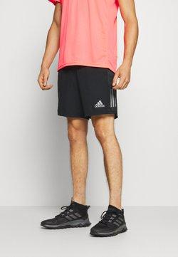 adidas Performance - OWN THE RUN RESPONSE RUNNING - Pantalón corto de deporte - black/grey six