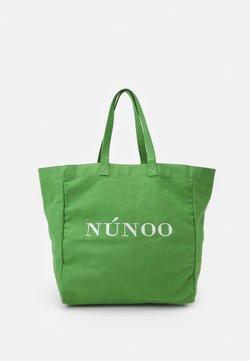 Núnoo - BIG TOTE - Shoppingväska - grass