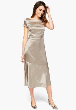 s.Oliver BLACK LABEL - JURK - Cocktailkleid/festliches Kleid - gold
