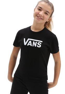 Vans - GR FLYING V  - T-shirt print - black