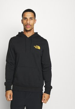The North Face - WALLS ARE MEANT FOR CLIMBING - Kapuzenpullover - black
