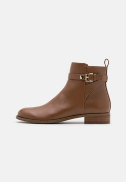 MICHAEL Michael Kors - FANNING BOOTIE - Stiefelette - luggage