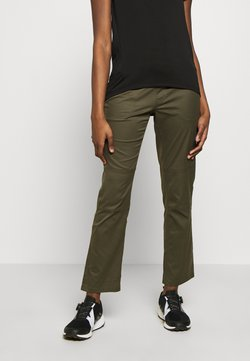 The North Face - WOMEN'S APHRODITE PANT - Friluftsbyxor - new taupe green