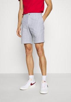 Ben Sherman - SEERSUCKER - Shorts - indigo