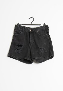 Dr.Denim - Jeans Shorts - black