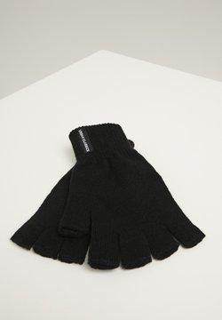 Urban Classics - Kurzfingerhandschuh - black