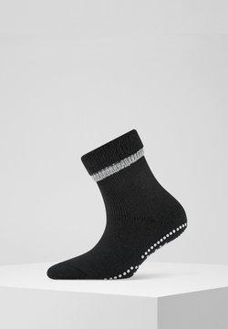 FALKE - CUDDLE PADS  - Socken - black (3009)