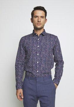 Lindbergh - DITSY FLORAL PRINT - Camisa - dark blue