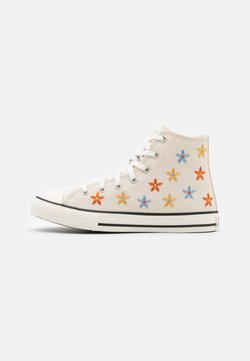 Converse - CHUCK TAYLOR ALL STAR - Sneaker high - natural ivory/egret/black