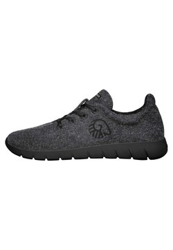Giesswein - MERINO RUNNERS - Sneaker low - night grey