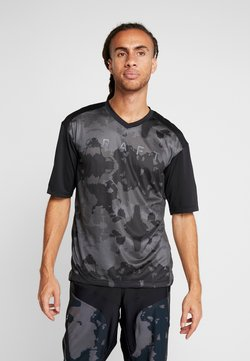Craft - HALE - T-Shirt print - black