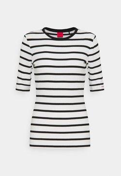 HUGO - NILARA - T-Shirt print - white