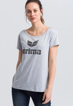 Erima - T-Shirt print - light grey