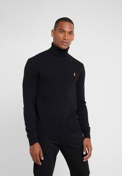 Polo Ralph Lauren - LORYELLE  - Jersey de punto - black