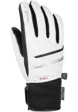 Reusch - TOMKE STORMBLOXX™ - Fingerhandschuh - white / black
