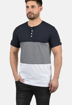 Solid - MAREK - T-Shirt print - insignia blue
