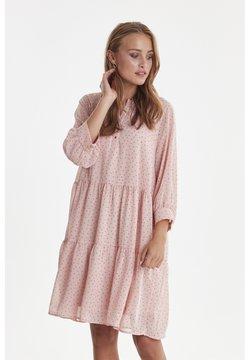 ICHI - IXDARMA DR3 - Robe d'été - misty rose