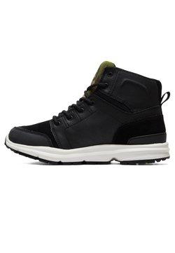DC Shoes - TORSTEIN - Schnürstiefelette - camo black
