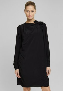 Esprit Collection - FASHION - Freizeitkleid - black