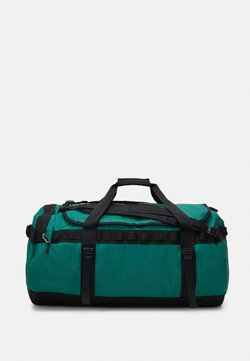 The North Face - BASE CAMP DUFFEL L UNISEX - Reistas - evergreen/black