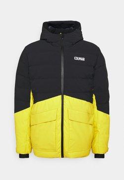 Colmar - Kurtka narciarska - lime/black
