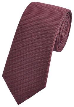 Next - SIGNATURE  - Krawatte - dark purple